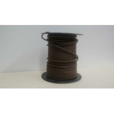 Brown Stranded Hook Up Wire