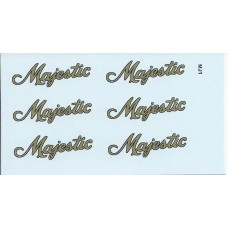 Majestic Decals