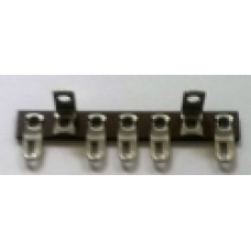 0.8 Terminal strip 5 Lug 2 Mount