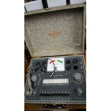 Heathkit Model TC-2 Tube Tester