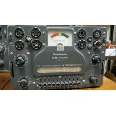 Heathkit Model TC-3 Tube Tester